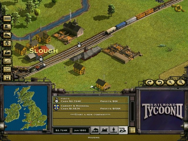 train tycoon games online